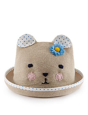 Novelty Trilby Hat (Younger Girls)