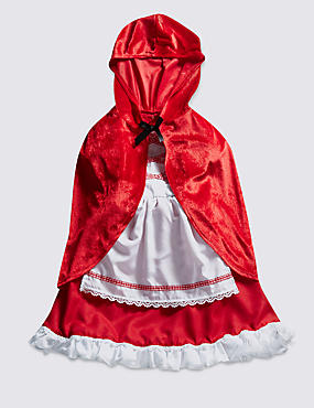 Little Red Riding Hood Costume (3-8 Years)