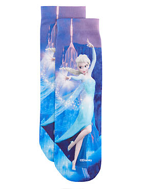 Disney Frozen Freshfeet™ Socks with Silver Technology (5-14 Years)