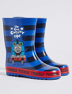 """Thomas & Friends™-Kindergummistiefel, BLAU, catlanding"