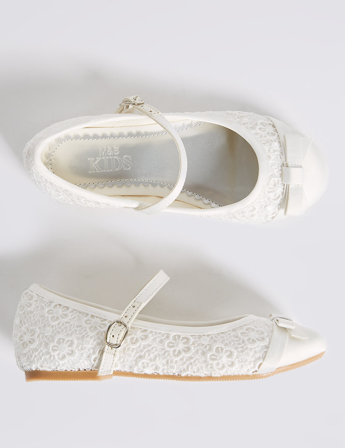 Ivory Christening Shoes Australia