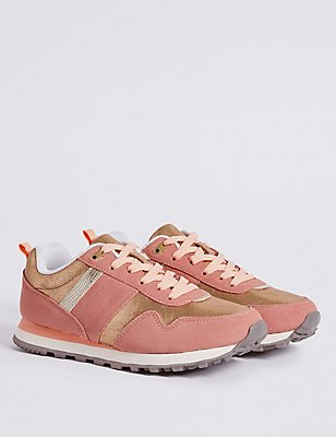 Kids' Fashion Trainers, GOLDEN ROSE, catlanding