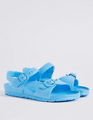 Kids' Lightweight Sandals, BLUE, catlanding