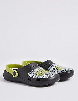 Kids' Star Wars™ Slip-on Shoes , BLACK MIX, catlanding