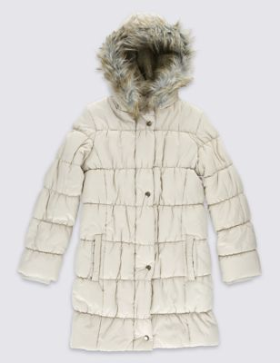 Утеплённое пальто Lux с технологией Stormwear™ для девочки 5-14 лет T747312J