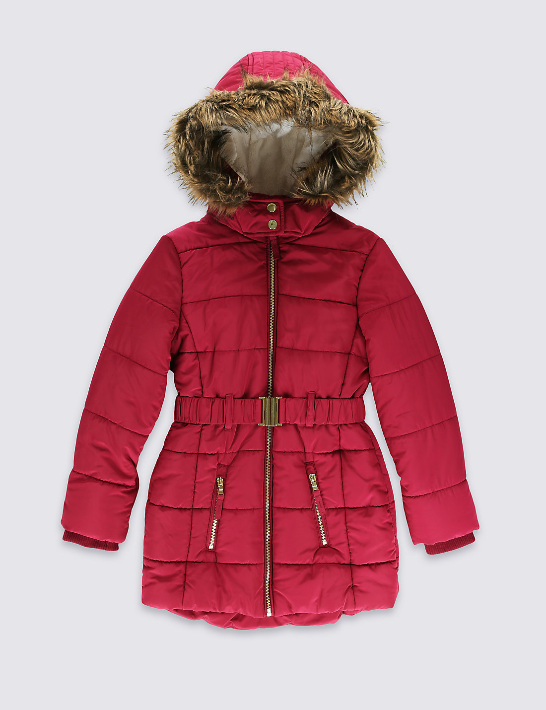 Girls' School Coats & Jackets | Coats & Jackets for Girls | M&S