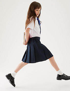 2 Pack Girls' Skirts, NAVY, catlanding