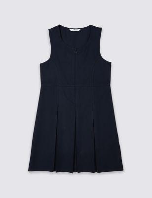 Школьный сарафан Stormwear+™ с перманентными складками от Marks & Spencer