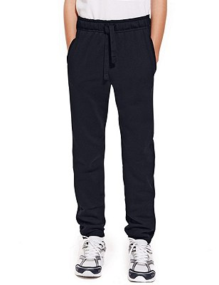 Boys' Active Sport™ Joggers with StayNEW™ , NAVY, catlanding