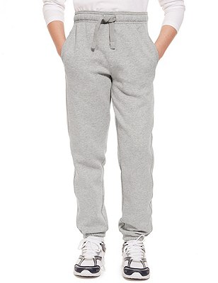 Boys' Active Sport™ Joggers with StayNEW™ , GREY, catlanding