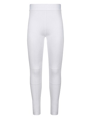 Long Leg Pant with Active Sport™ , WHITE, catlanding
