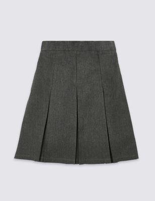 Традиционная школьная юбка с перманентными складками и технологиями Crease Resistant и Stormwear™ T763713