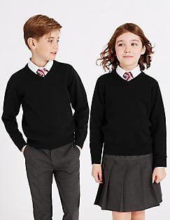 Uniformes scolaires fille jupe pliss e pull unisexe m s for Pantalones asiaticos