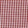Girls' Skin Kind™ Pure Cotton Gingham Dress, RED, swatch