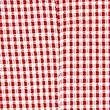 Girls' Pleated Gingham Dress, RED, swatch
