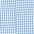 Gingham Pleated Dress (2-14 Years), BLUE, swatch