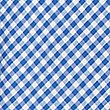 2 Pack Girls' Easy to Iron Checked Dress, BLUE, swatch