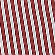 Girls' Classic Summer Striped Dress, RED, swatch