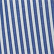 Girls' Classic Summer Striped Dress, BLUE, swatch