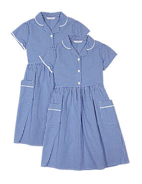 Girls School Dress - Marks and Spencer