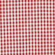 Pleated Gingham Dress, RED, swatch