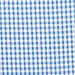 Pleated Gingham Dress, BLUE, swatch