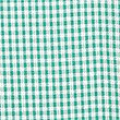 Pleated Gingham Dress, GREEN, swatch