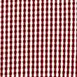 Gingham Pure Cotton Dress (2-14 Years), RED, swatch