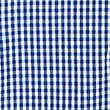 Gingham Pure Cotton Dress (2-14 Years), BLUE, swatch