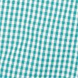 Pure Cotton Checked Playsuit , GREEN, swatch