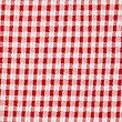 Girls' Gingham Culottes with Crease Resistant , RED, swatch