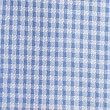 Girls' Gingham Culottes with Crease Resistant , BLUE, swatch