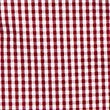Checked Pure Cotton Dress (3-14 Years), RED, swatch
