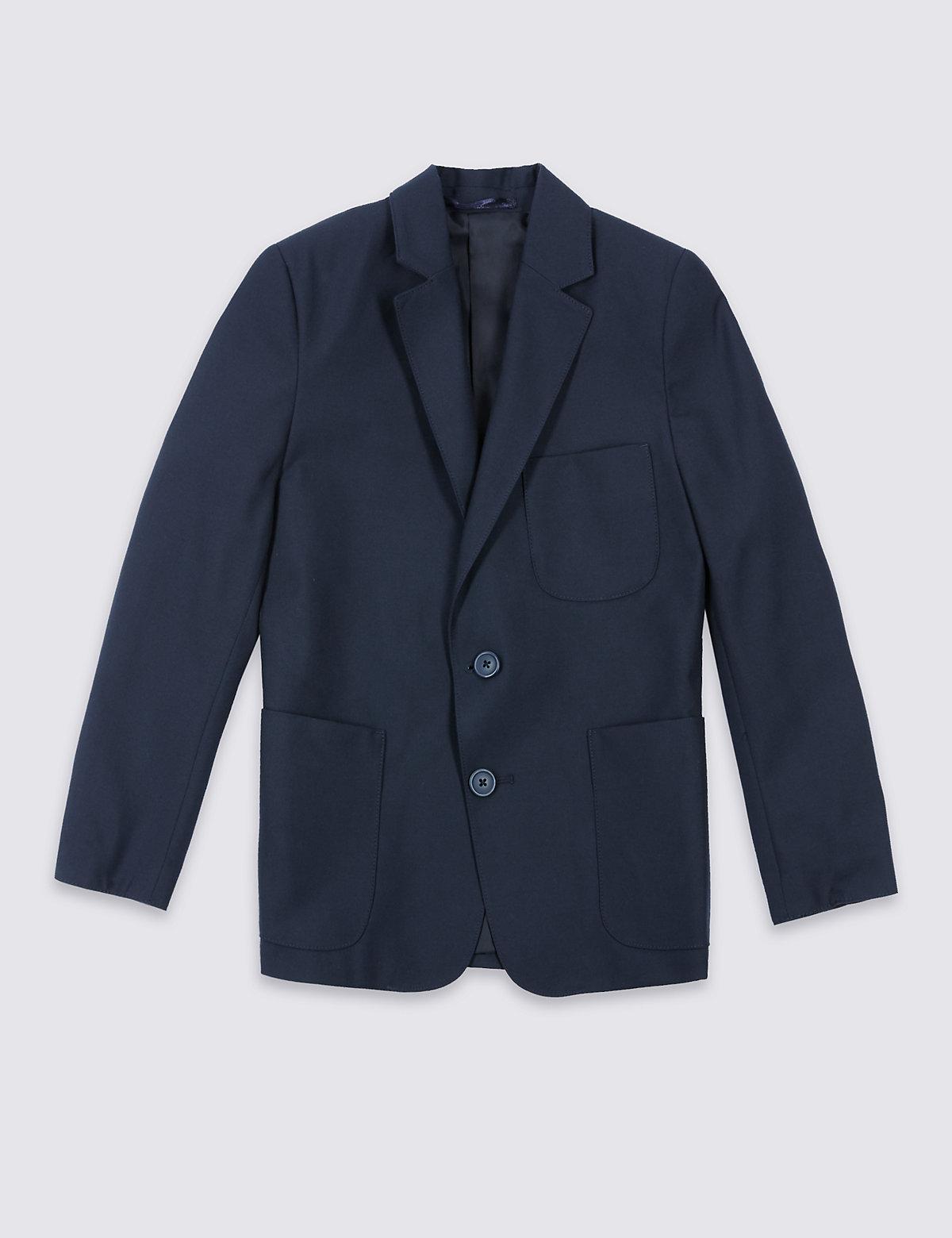 Школьный пиджак для младшего мальчика