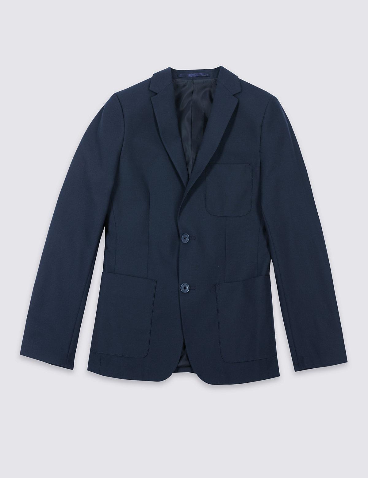 Школьный пиджак для мальчика с технологией Triple Action Stormwear™