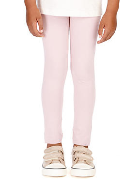 Cotton Rich Pull On Leggings (1-7 Years)