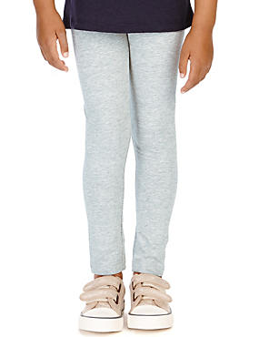 Cotton Rich Leggings (1-7 Years)