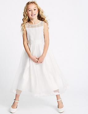 Longer Length Petal Hem Dress 1 16 Years