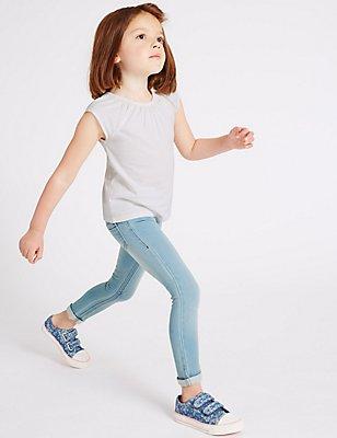 Cotton Rich Jeans (3 Months - 5 Years), DENIM, catlanding