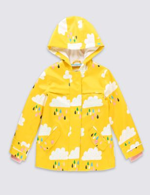 Макинтош Stormwear с принтом