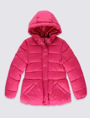 Яркое утеплённое пальто Stormwear™ с капюшоном для девочки 1-7 лет