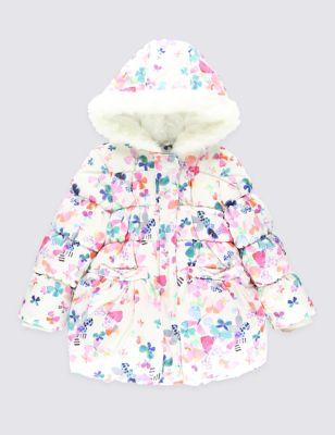 "Утеплённая куртка Stormwear™ с принтом ""бабочки"" для девочки 1-7 лет T775176W"