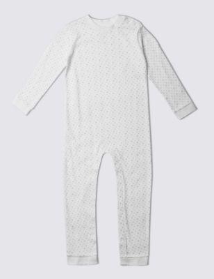 Комбинезон с длинным рукавом  для детей 3-8 лет от Marks & Spencer