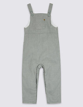 Dungarees with Wool, GREY, catlanding
