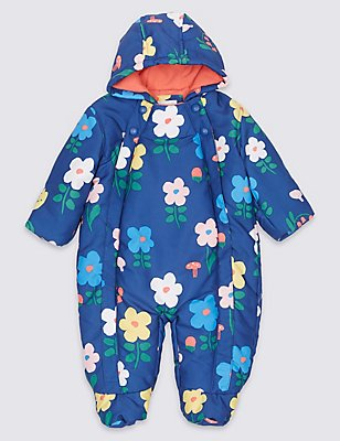 All Over Print Snowsuit, NAVY, catlanding