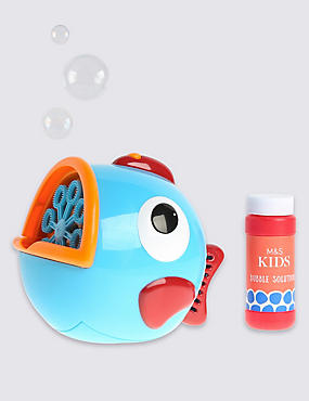 Mini Fish Bubble Machine, , catlanding