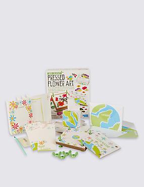 Pressed Flower Art Craft Kit, , catlanding
