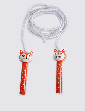 Fox Skipping Rope , , catlanding