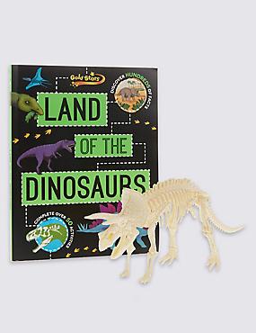 Factivity Dinosaurs Book, , catlanding