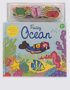 Fuzzy Ocean Activity Book, , catlanding